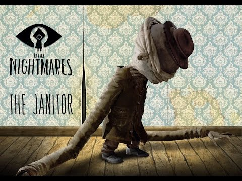 Little Nightmares - The Janitor - All Scenes