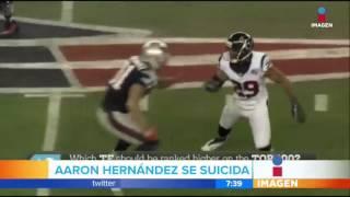 Ex jugador de la NFL encontrado muerto
