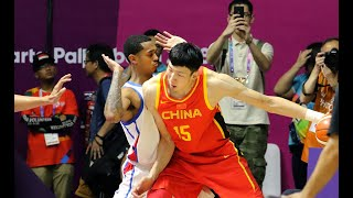 China on Clarkson: 'He makes the team look very different'