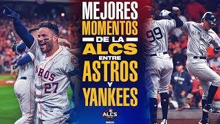 Mejores momentos de la ALCS entre Astros y Yankees.