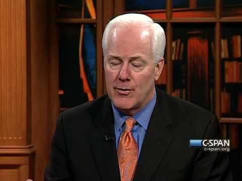 Sen. John Cornyn on Republican Senate Campaign Fundraising