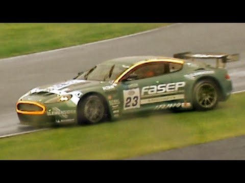 Racing The GT3 Championship In Aston Martin DBRS9 #TBT - Fifth Gear
