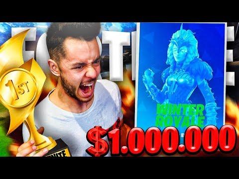 JUGANDO TORNEO DE FORTNITE *$1.000.000 EN PREMIOS* - TheGrefg thumbnail