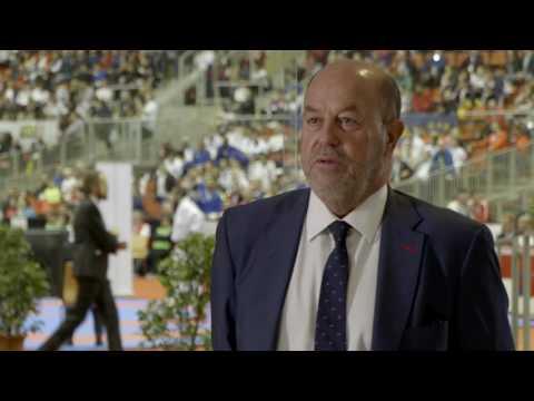 WKF President Antonio Espinós analyzes the importance of Karate World Championships