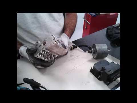 Avería ABS por no cambiar líquido de frenos