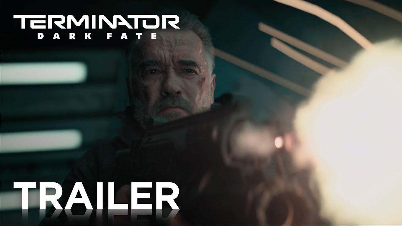 TERMINATOR DARK FATE | OFFICIAL HD TRAILER #2