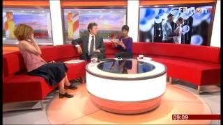Loo Brealey BBC Breakfast 19 5 15