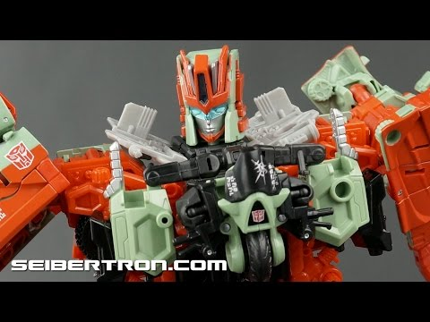 Transformers Combiner Wars Victorion and Rust Renegades Unboxing