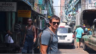 #3 Мьянма   Бирма: Янгонские приключения. Как бесплатно попасть в Шведагон