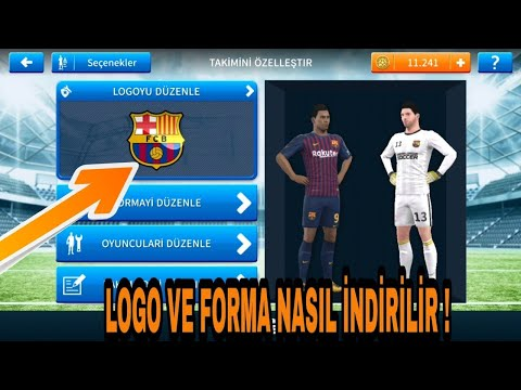 Dream League Soccer 2019 Unlimited Create players.