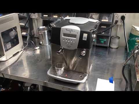 Italia Digital making weak coffee - 1640 test