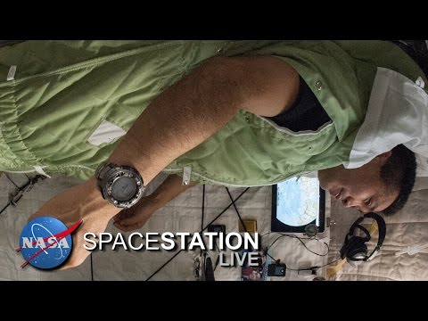 Space Station Live: Space Zzzzzs