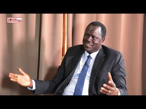 'South Sudan Economy is Booming' with Hon. Ezekiel Lol Gatkuoth