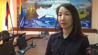 В Туве госавтоинспекторами пресечена незаконная перевозка контрафактной алкогольной продукции