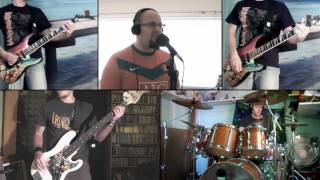 IRON MAIDEN - Flash Of The Blade Full Collab Cover