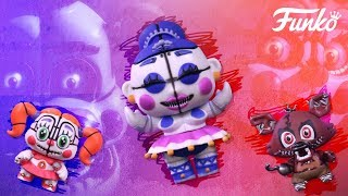Five Nights at Freddy's Sister Location Blind Boxes!
