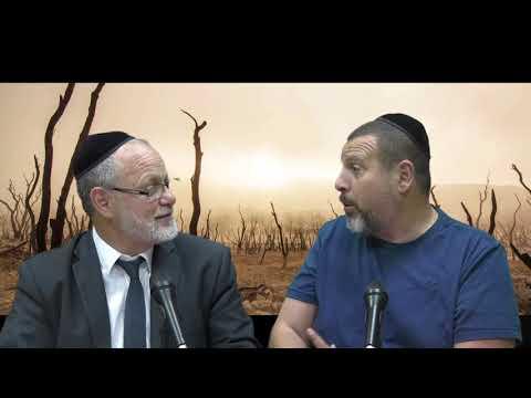 EXPLICATION DE LA HAFTARA 3 - VAYISHLAH' 8 - Rav Benloulou et Fabrice