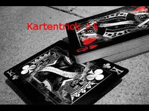 Kartentrick 3 Stapel