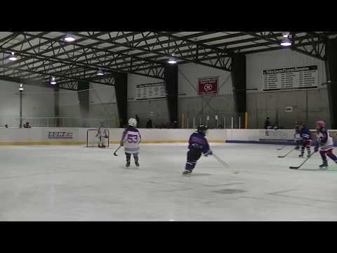 Shun's goal VHL semi final 03102018