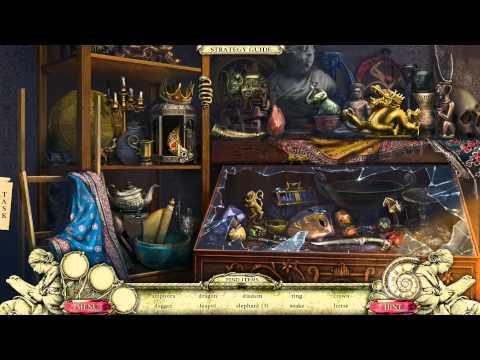 Dark Cases: The Blood Ruby [CE] Walkthrough (Full Game)