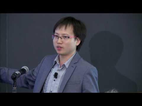 16th Annual Pappalardo Fellowships Symposium - Sanfeng Wu
