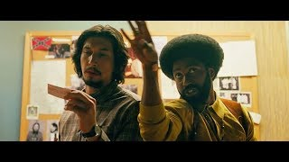 BlacKkKlansman B&A movie review feat. The Fan