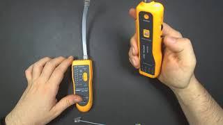 LAN Tester Wire Tracker Multi Purpose Kabel Jaringan RJ45 RJ11 - WZ-806R
