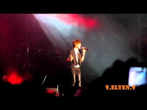 111217 NTV7 Star Live Concert 2011 # Alexander - 그남자 [HD]