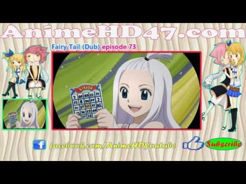 Fairy Tail Episode 73 English Dub
