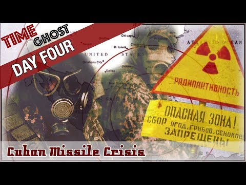 Day 4 Cuban Missile Crisis - Soviet nukes ready to strike the US