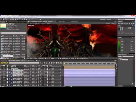 Animating Brutality! (Inside the creation process of the new Cryptopsy commercial)