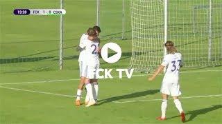 Highlights: CSKA Moskva 1-4 FCK