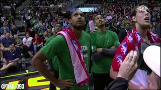 Al Horford Homecoming Highlights vs Atlanta Hawks (10 pts, 6 reb, 6 ast)