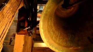 test du moteur de volée linéaire du bourdon de la Cathédrale de Narbonne