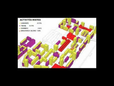 Un Urbanisme Du XXIe Siècle Pour Lyon Confluence