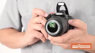 Техподдержка. Программа #1. Видеообзор Nikon D3100