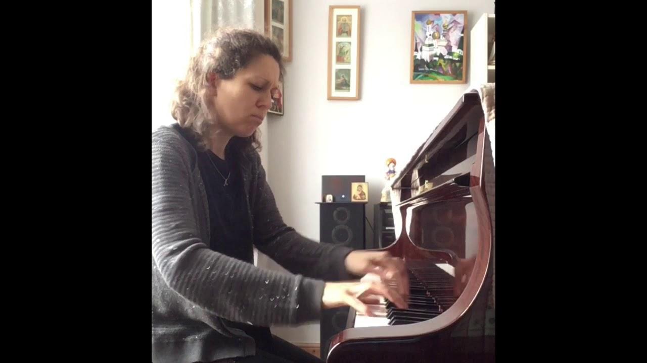 Lockdown Piano Alphabet - G