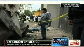 Una fiesta se convierte en tragedia en Tlaxcala