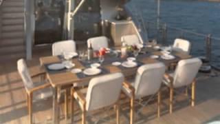 Merlin Yachts Motor Sailor 100ft