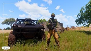 ArmA 3 | Specialist Military Arms | Review | HK416