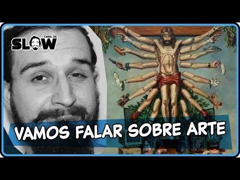 Download Youtube: A ARTE E O INCÔMODO! | Canal do Slow 45