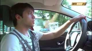 Мини-Тест Renault Megan Хэтчбек