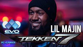 TEKKEN 7 EVO 2018  - Lil Majin (KING) Hype-Best Moments