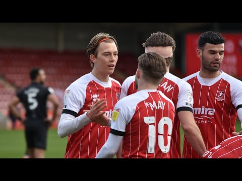 Cheltenham Port Vale Goals And Highlights