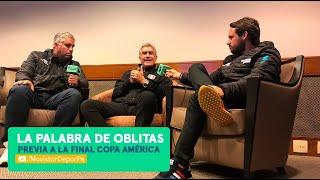 Juan Carlos Oblitas: Perú en Copa América 2019, la continuidad de Ricardo Gareca y más | ENTREVISTA
