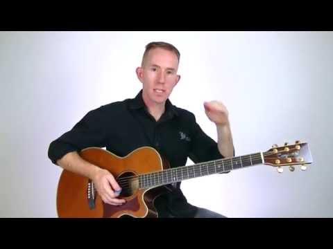 Nail Guitar - Song Lessons - YouTube