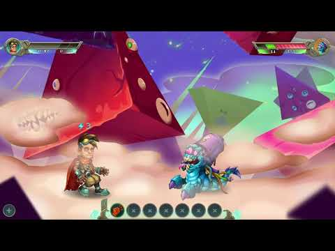 6 minutes of late-game STAR STORY: THE HORIZON ESCAPE gameplay  
