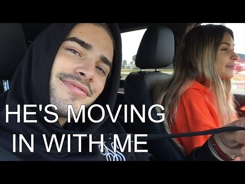 VLOG - French boyfriend moving to Canada