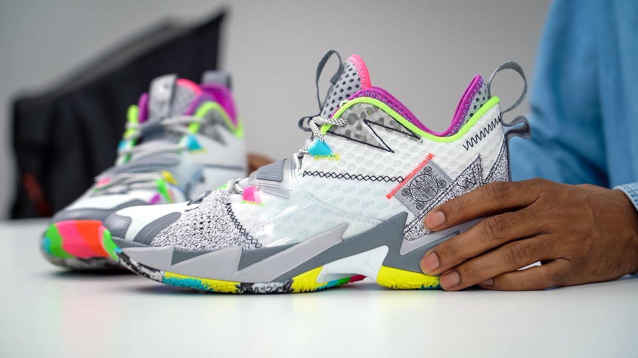 new shoes of jordan