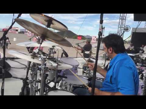 René Martínez Intocable Drums